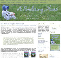 APonderingHeart.com