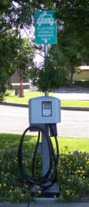 Tesla Charging Station - Dixon, California - Off I-80