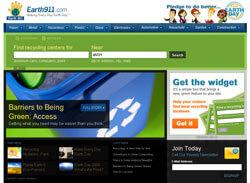 Earth911.com Website