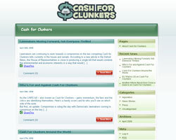 CashForClunkers.org