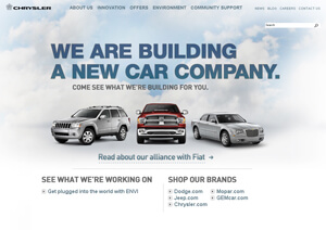 The New Company - Chrysler Group LLC