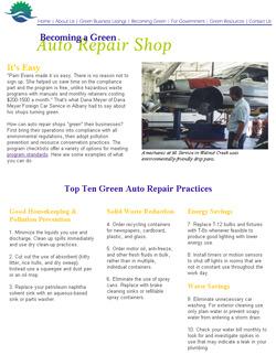 Green Business Program