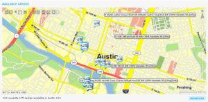 car2go Location System