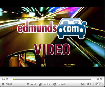 Edmunds.com Video MyFord Touch