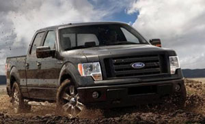 Ford F-Series Best Selling Vehicle for 2009