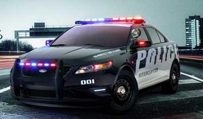 Police - 2012 Ford Police Interceptor