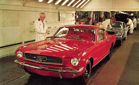 Pic2Ford & Strange But True: 9 Ford Facts That Will Amaze And Surprise You ... markmcfarlin.com
