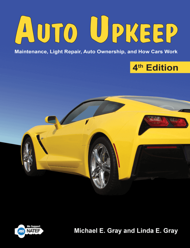 Auto Upkeep 4th Edition